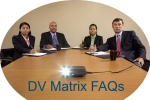 DV Matrix FAQs
